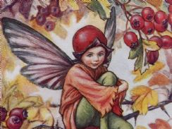 3rd October 2019. Cicely Mary Barker Flower Fairies